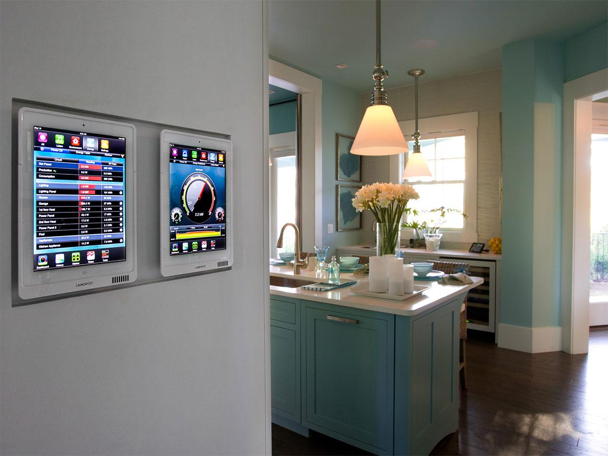 Smart living photo gallery kit Tiel Talk Message Index - m